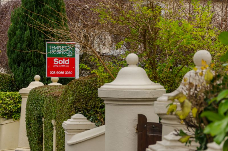 Early Christmas present for Northern Ireland's first-time buyers