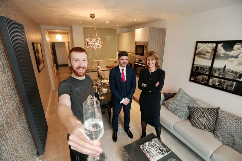 First phase of luxury new Belfast development sells out