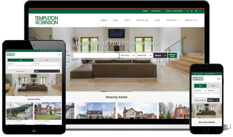 New Website for Templeton Robinson