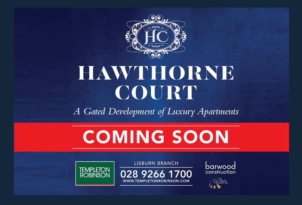 Hawthorne Court , Magheralave Road