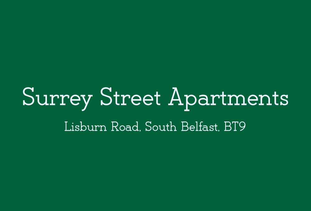 Surrey Street Apartments, Lisburn Road