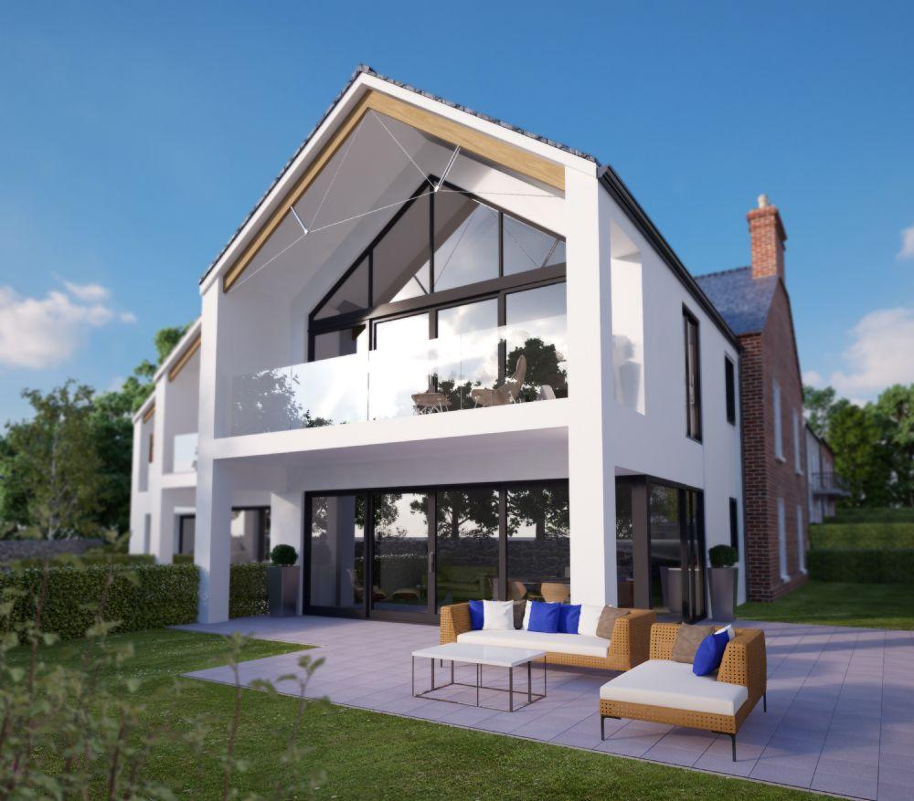 Castle Terrace, Lisburn Street, Hillsborough, New Homes