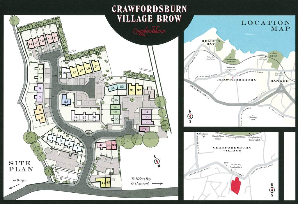 Site 13 Crawfordsburn Village Brow
