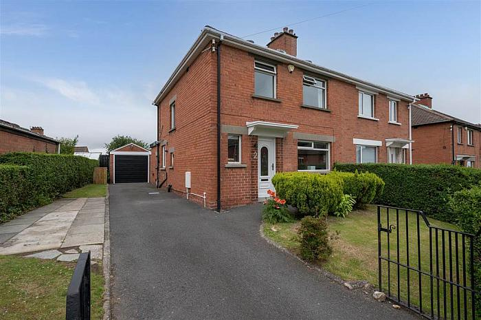 2 Norwood Drive, BELFAST