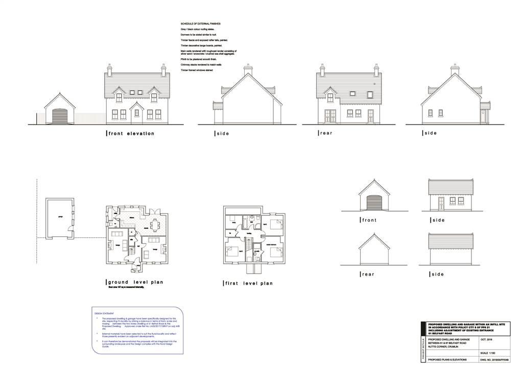 House & Site @ 61 Belfast Road