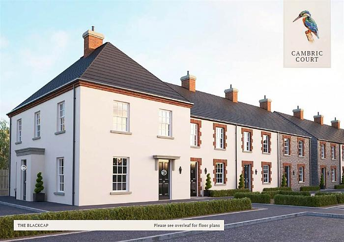 Site 67 Cambric Court, Dromore