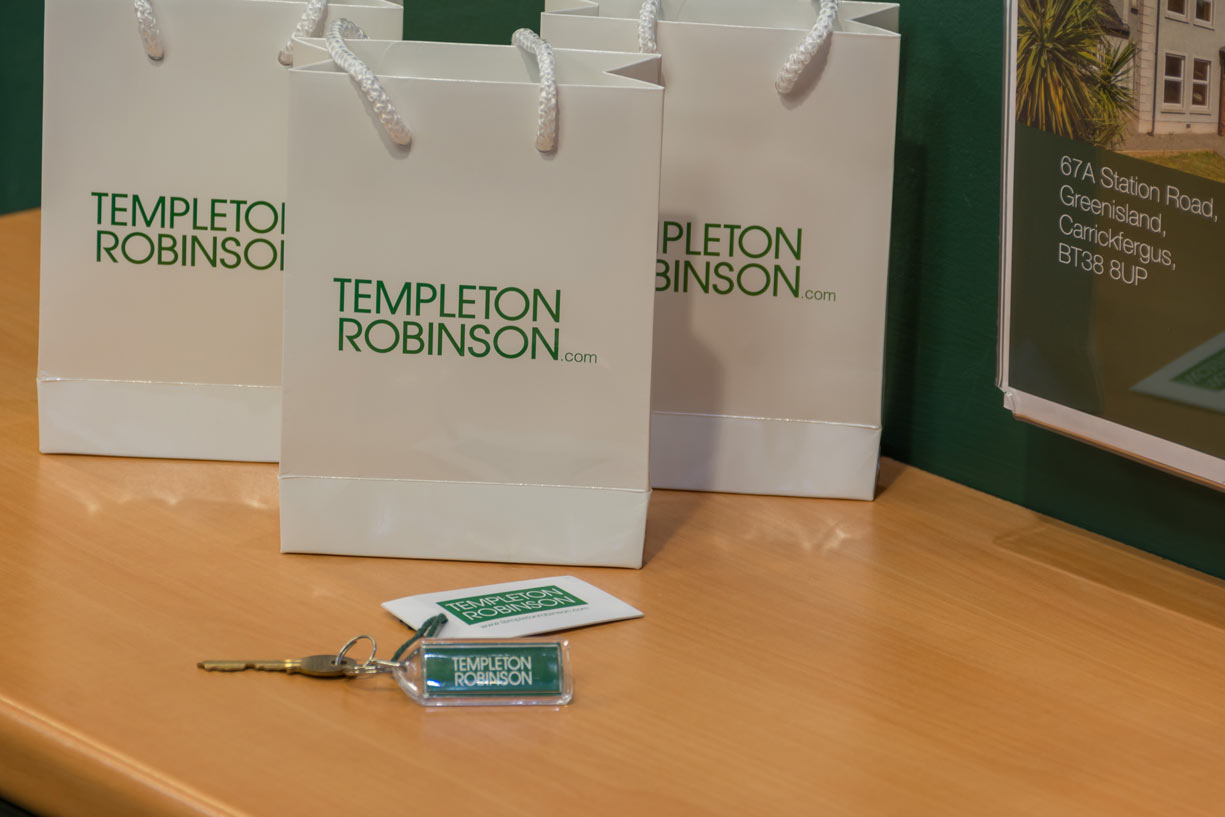 Templeton Robinson Moving In